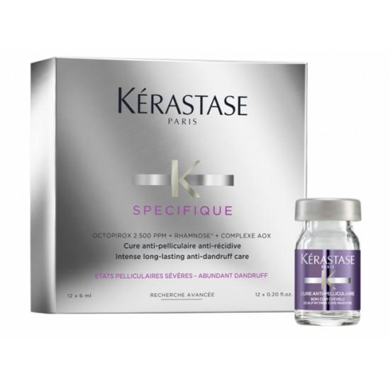 Kerastase Cure Anti-Pelliculaire (for Anti-Dandruff)