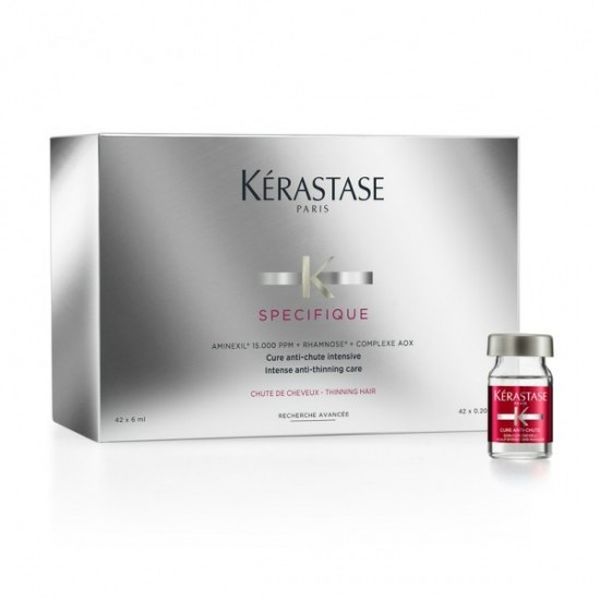 Kerastase Cure Anti-Chute (for Anti-Hair Loss)