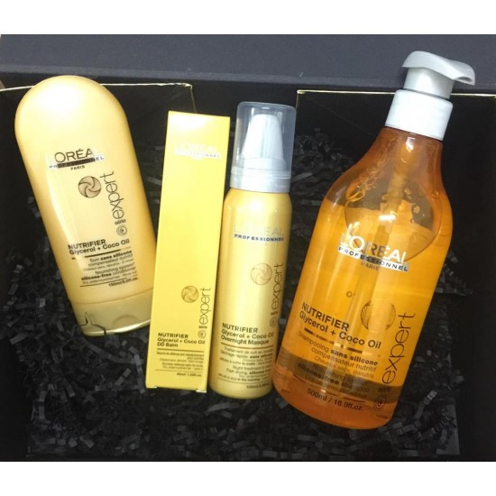 Loreal Nutrifier Offer Set