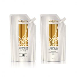 Loreal X-Tenso Oleo Shape Cream ( EX - Extra Resistant Hair )
