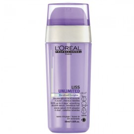 Loreal Liss Unlimited SOS Smothing Double Serum