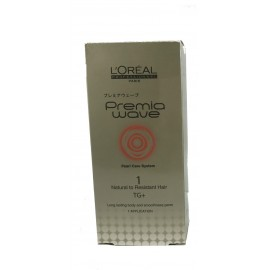 Loreal Premia Wave Pearl Care System 1