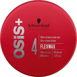 Schwarzkopf Osis+ Flex Wax Ultra Strong Cream Wax