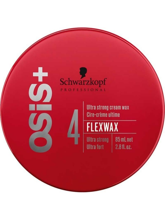 SCHWARZKOPF OSIS+ FLEX WAX ULTRA STRONG CREAM WAX 50ML CC