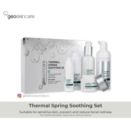 GeoSkincare Thermal Spring Soothing Set