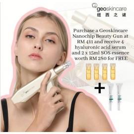 GeoSkincare Nanochip Skin Booster Gun