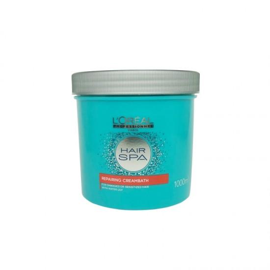 Loreal Hair Spa Repairing Creambath