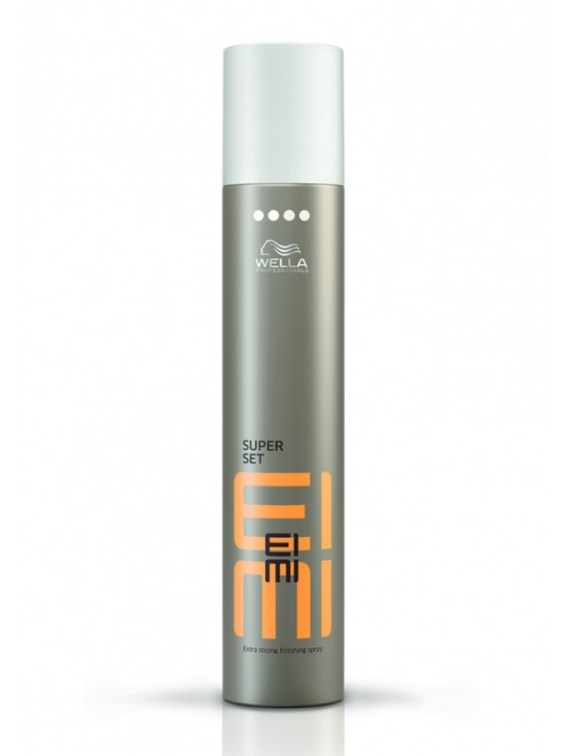 WELLA SUPER SET FINISH SPRAY 300ML CC