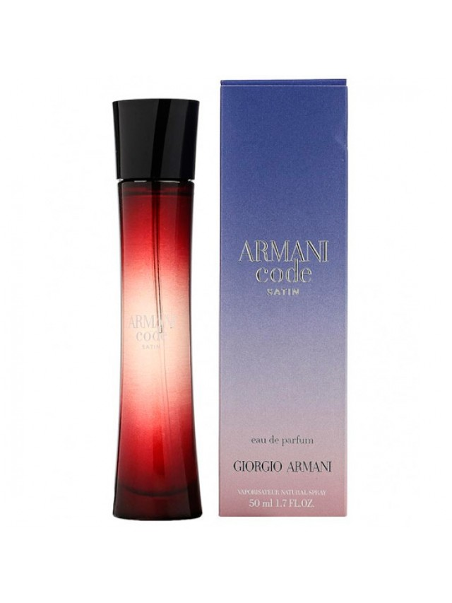 giorgio armani code satin eau de parfum 50ml. Black Bedroom Furniture Sets. Home Design Ideas