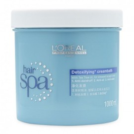 Loreal Hair Spa Detoxifying Creambath