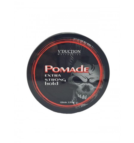 V'duction Pomade Extra Strong Hold (BLACK)