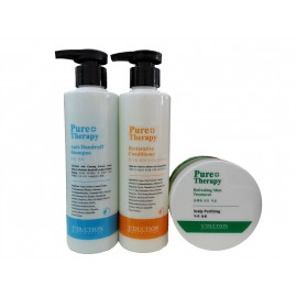 V'duction Pure Therapy Anti-Dandruff Set