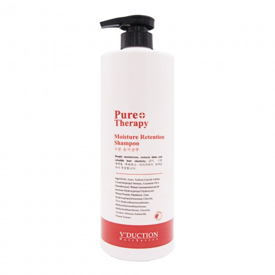 V'duction Pure Therapy Moisture Retention Shampoo 1000ml