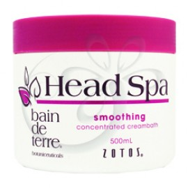 Bain De Terre Head Spa Smoothing Concentrated Creambath
