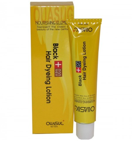 Ouasuc Black Hair Dyeing Lotion