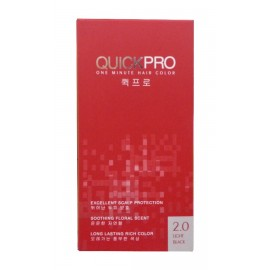 Quickpro Hair Color 2.0 (Light Black)