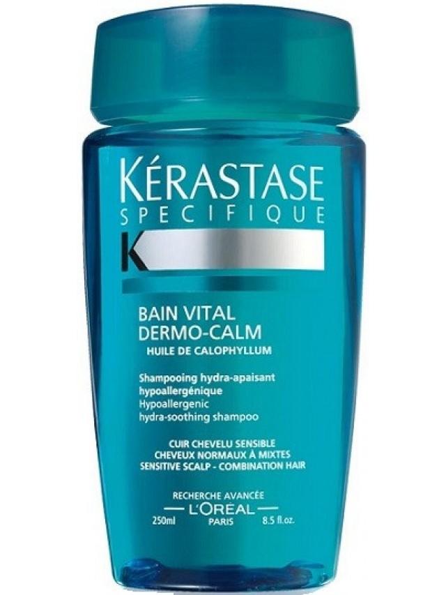 Kerastase bain vital dermo calm shampoo for Kerastase bain miroir conditioner