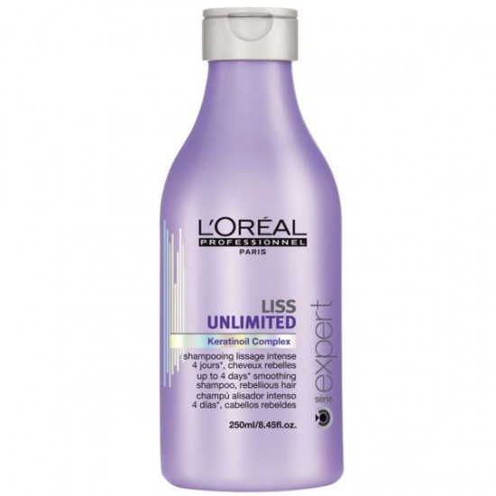 Loreal Liss Unlimited Shampoo