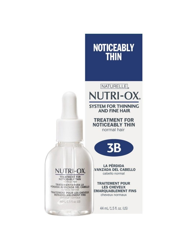 NUTRI-OX TREATMENT FOR NOTICEABLY THIN STEP 3B-(FOR NORMAL HAIR) 44ML CC