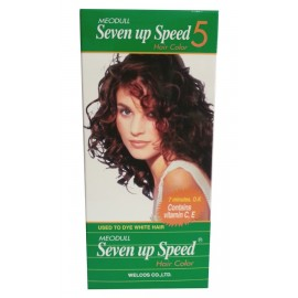 Seven Up Speed 5 ( HS 5-Natural Brown )