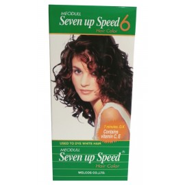 Seven Up Speed 6 ( HS 6-Dark Brown )