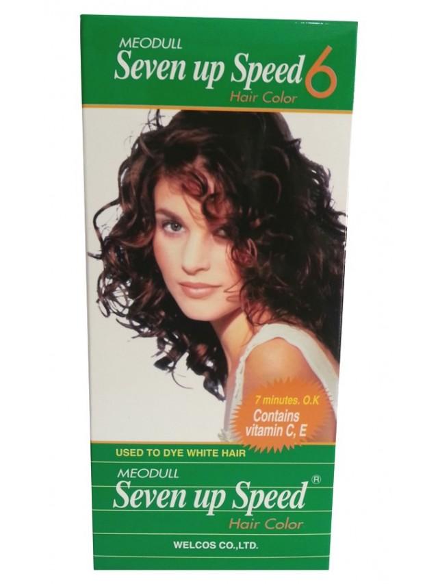 SEVEN UP SPEED 6 ( HS 6-DARK BROWN ) CC
