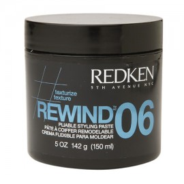 Redken Rewind Pliable Styling Paste 06