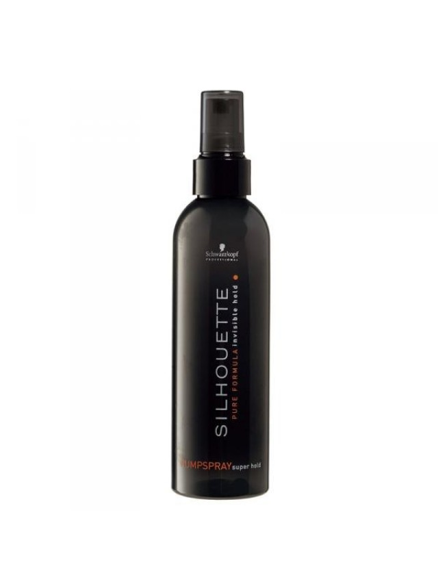 SCHWARZKOPF SILHOUETTE SUPER HOLD PUMP SPRAY 200ML CC