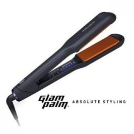 GlamPalm Ceramic Hair Straightener (GP501BL) - 38mm