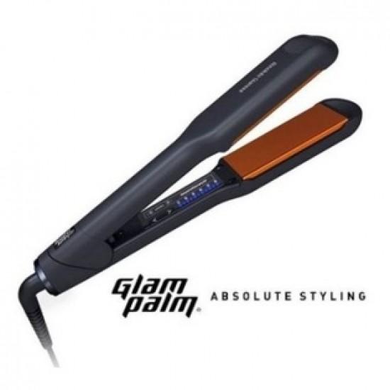 GlamPalm Ceramic Hair Straightener (GP501BL) - 38mm