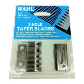 WAHL Taper Blades-( 2 Hole )