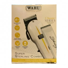WAHL Professional Super Sterling Combo
