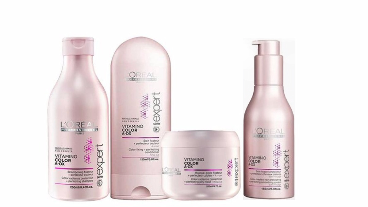 Loreal Vitamino Color A-OX Shampoo